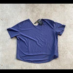Nike women's Short Sleeve Air NFS Top, XL
